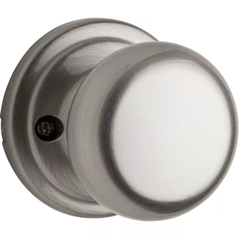 クイックセット 室内ドアロックセット ハンコック 空錠 720H サテンニッケル(US15)
