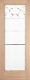 輸入木製室内ドア ジェルドウェン 1590  ヘム W813xH2032mm ※ドア枠込・塗装サービス有り