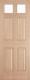 輸入木製室内ドア ジェルドウェン 266  ヘム W712xH2032mm ※ドア枠込・塗装サービス有り