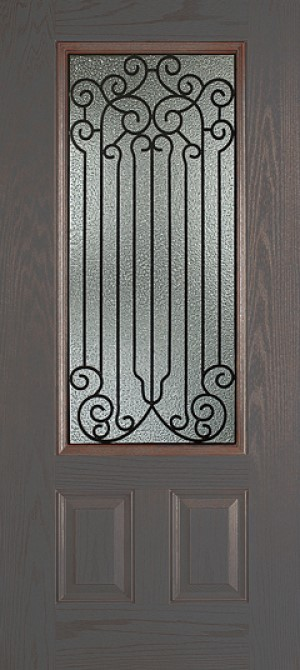 輸入ファイバーグラス製ドア ディスティンクション外部ドア 高耐久・高断熱仕様 PINEHURST-30 W908xH2007mm ※ドア枠込・塗装サービス有り