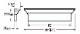 ウレタン製装飾材 ファイポン ウィンドウクロスヘッド 9インチ(229mm) WCH 巾1219mm〜