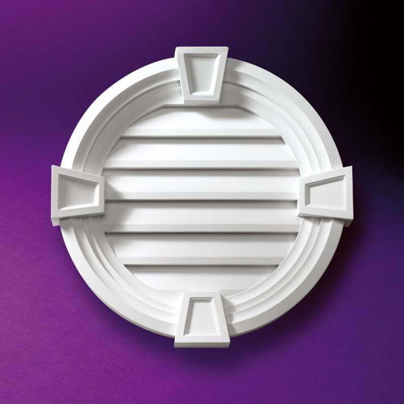 ウレタン製装飾材 ファイポン ラウンドルーバー RLV-MTK 巾/高さ486mm〜 厚み93/92mm