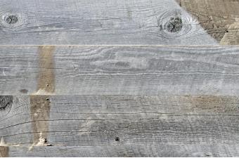 【送料無料】サスティナブルかつカーボンフリーな壁パネル スノーフェンス古材 Laramie 幅=約100mm 1束=約1.8m2入り