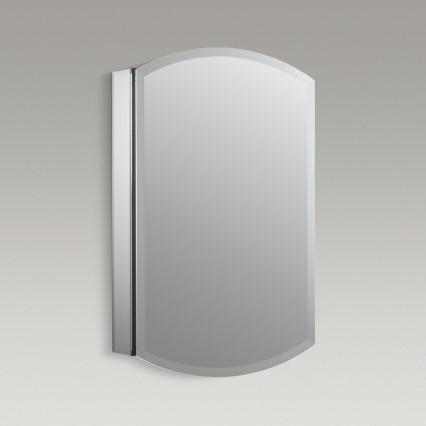KOHLER ミラーキャビネット K-3073 アーチャー 壁付けまたは埋め込みタイプ W508xD127xH787mm