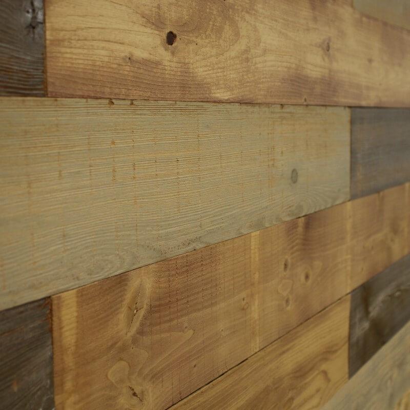 天然木壁パネル ソリデコ NATURAL AGING 4x128x1180mm 1ケース(11枚=1.66m2入り)