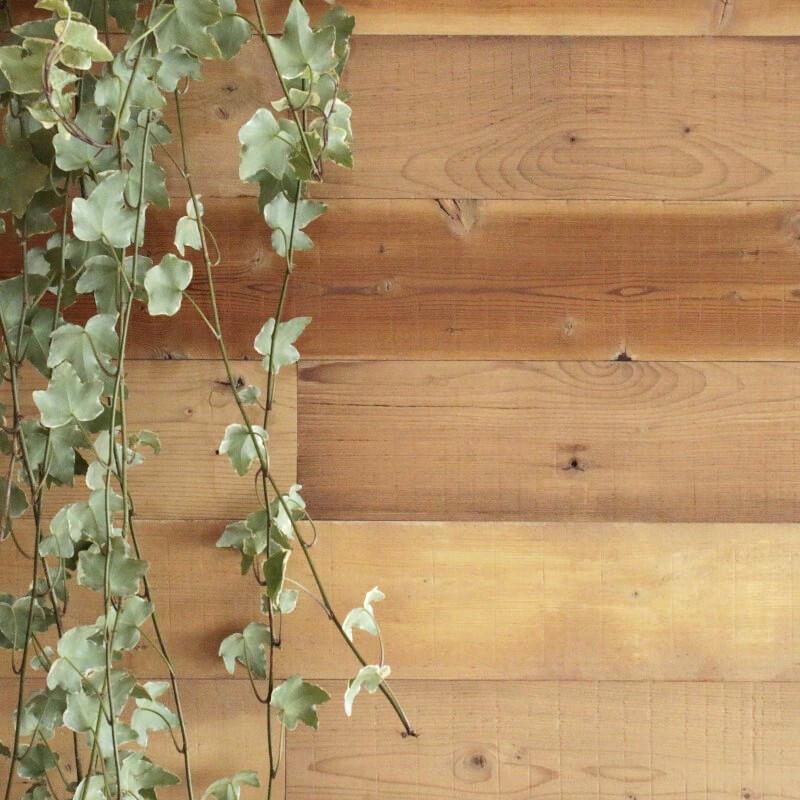 天然木壁パネル ソリデコ PINE CLEAR 4x128x1180mm 1ケース(11枚=1.66m2入り)