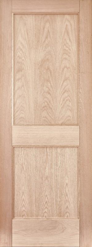 輸入木製室内ドア ジェルドウェン 1022W ホワイトオーク W762xH2032mm ※ドア枠込・塗装サービス有り