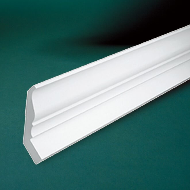 ウレタン製モールディング ファイポン MLD569-12 装飾材 厚み148mm(28mm) x 巾191mm x 長さ3658mm