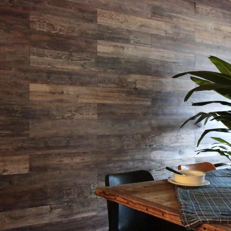 天然木壁パネル ソリデコ RAIN OLD 4x128x1180mm 1ケース(11枚=1.66m2入り)