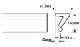 ウレタン製モールディング ファイポン MLD510-12 装飾材 厚み111mm(16mm) x 巾140mm x 長さ3658mm