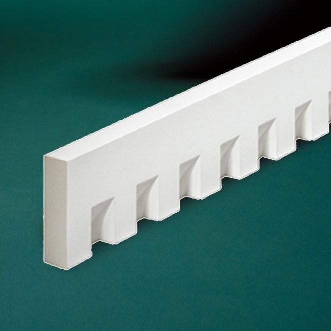 ウレタン製モールディング ファイポン MLD310-12 装飾材 厚み32mm(11mm) x 巾114mm x 長さ3658mm