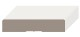 MDFモールディング ケーシング/額縁 MFP495 無塗装/ホワイト塗装 厚さ17.5mm x 幅89mm x 長さ2134mm/3657mm