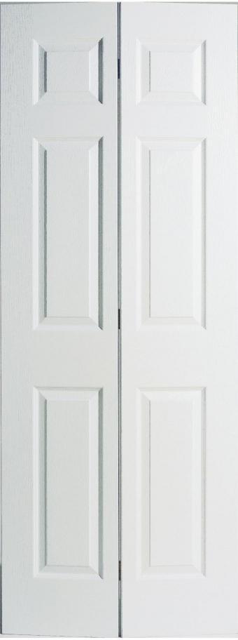 【リーズナブルな輸入ドア】クローゼットドア 6TBF レール・金物・木製取手付 W756xH2007mm ※ドア枠込・塗装サービス有り