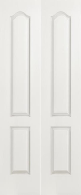 【在庫一掃セール】クローゼットドア ATBF レール・金物・木製取手付 W756xH2007mm ※ドア枠込・塗装サービス有り