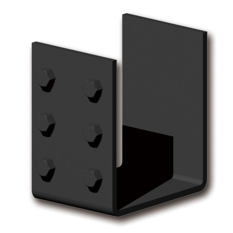 ウレタン製装飾材 ファイポン ビームストラップ BMSTRPM6X8 巾160mm x 高さ197mm x 厚み4mm