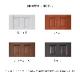 【リーズナブルな輸入ドア】メソナイト室内ドア HDF 2S(スムース)  W661xH2032mm ※ドア枠込・塗装サービス有り