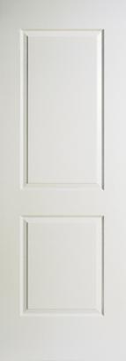 【リーズナブルな輸入ドア】メソナイト室内ドア HDF 2S(スムース)  W712xH2032mm ※ドア枠込・塗装サービス有り