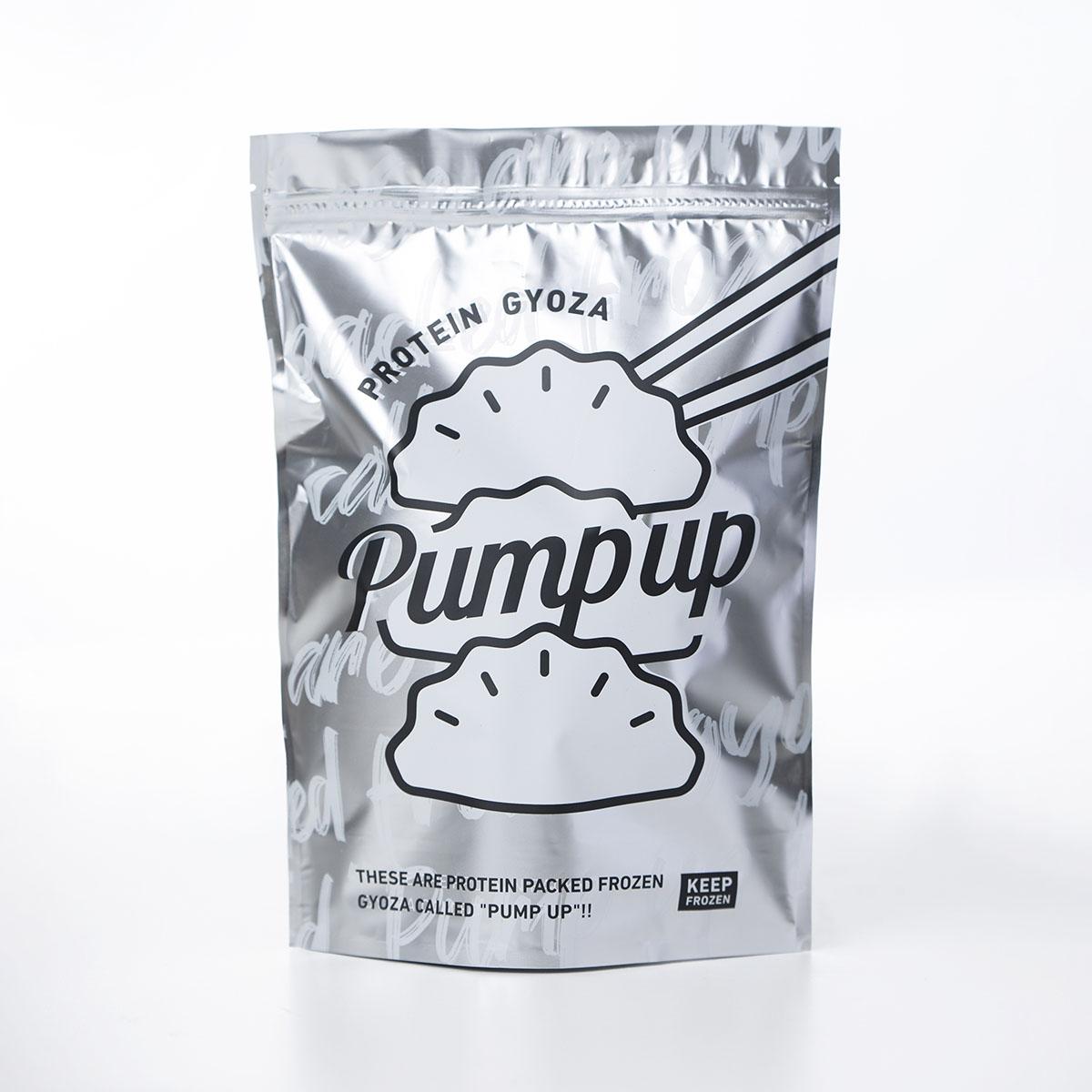 プロテイン餃子【PUMP UP】