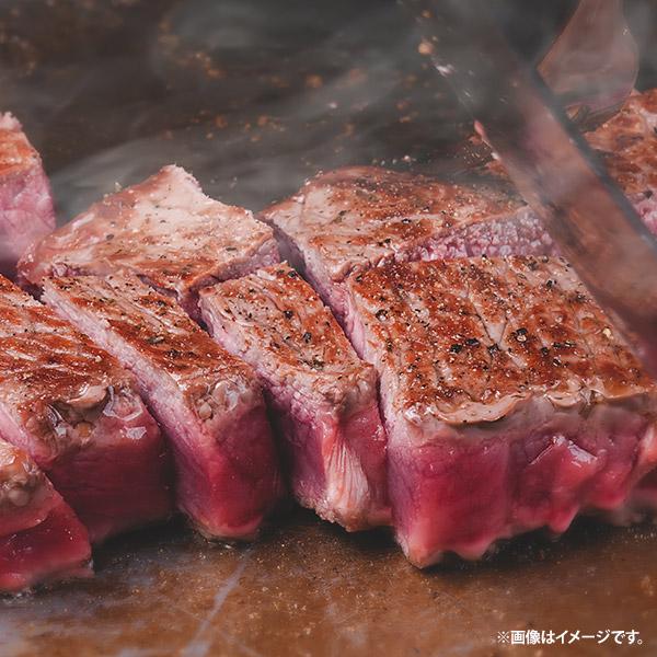 宮崎牛食べ比べセット【サーロインステーキ180g×2・肩ローススライス400g】