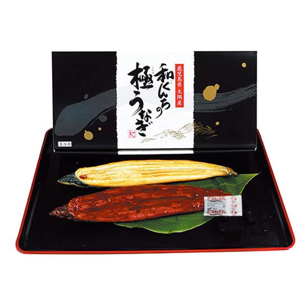 楠田の極(きわみ)うなぎ蒲焼き1尾・白焼き1尾セット
