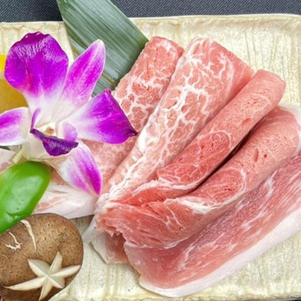 【沖縄】やんばる島豚あぐーロース しゃぶしゃぶ 500g ★送料が含まれております★