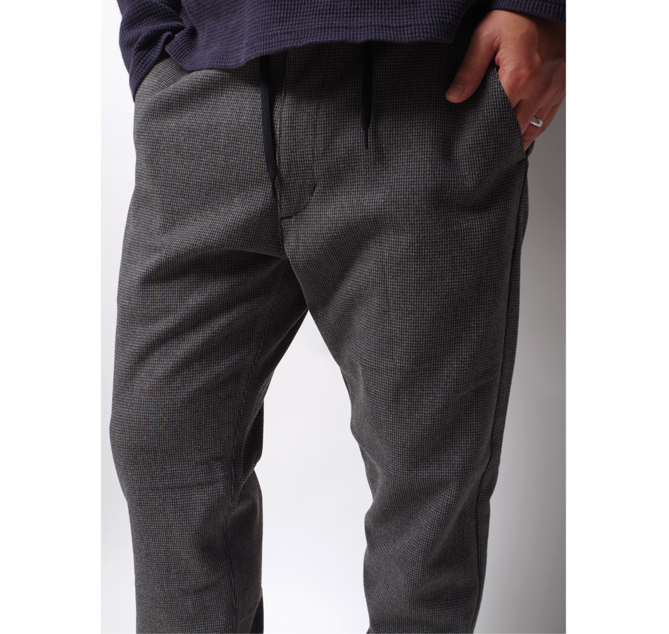 "【4/29 0:00-5/11 23:59 10%OFF!】【BLUE PORT】 STRETCH RELAX PANTS ""CANNES"""