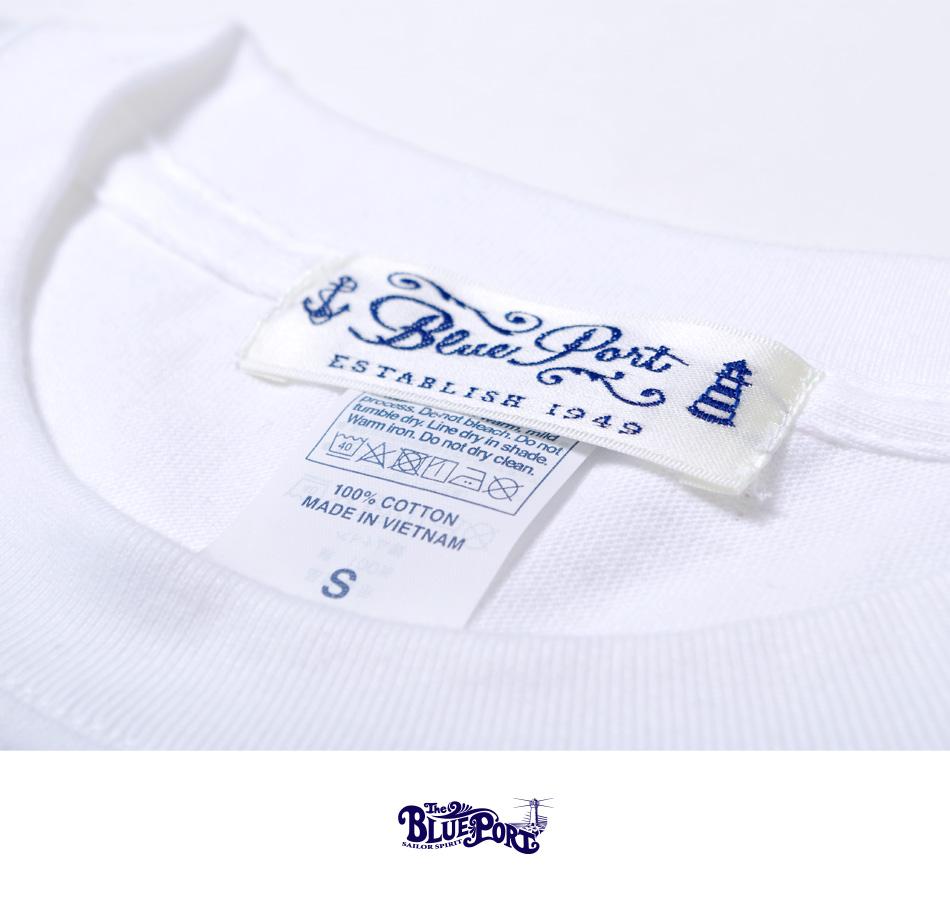 【BLUE PORT】HAWAIIAN SERIES T-SHIRT