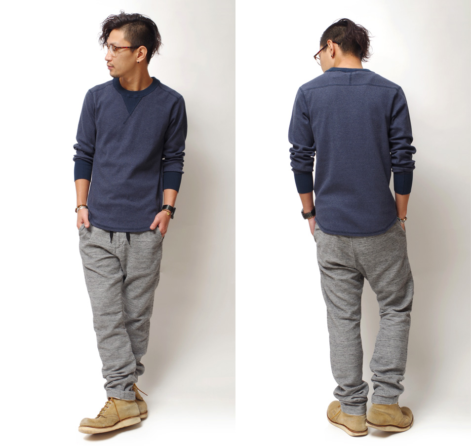"【4/29 0:00-5/11 23:59 10%OFF!】【 BLUEPORT】STRETCH RELAX PANTS ""MILANO"""