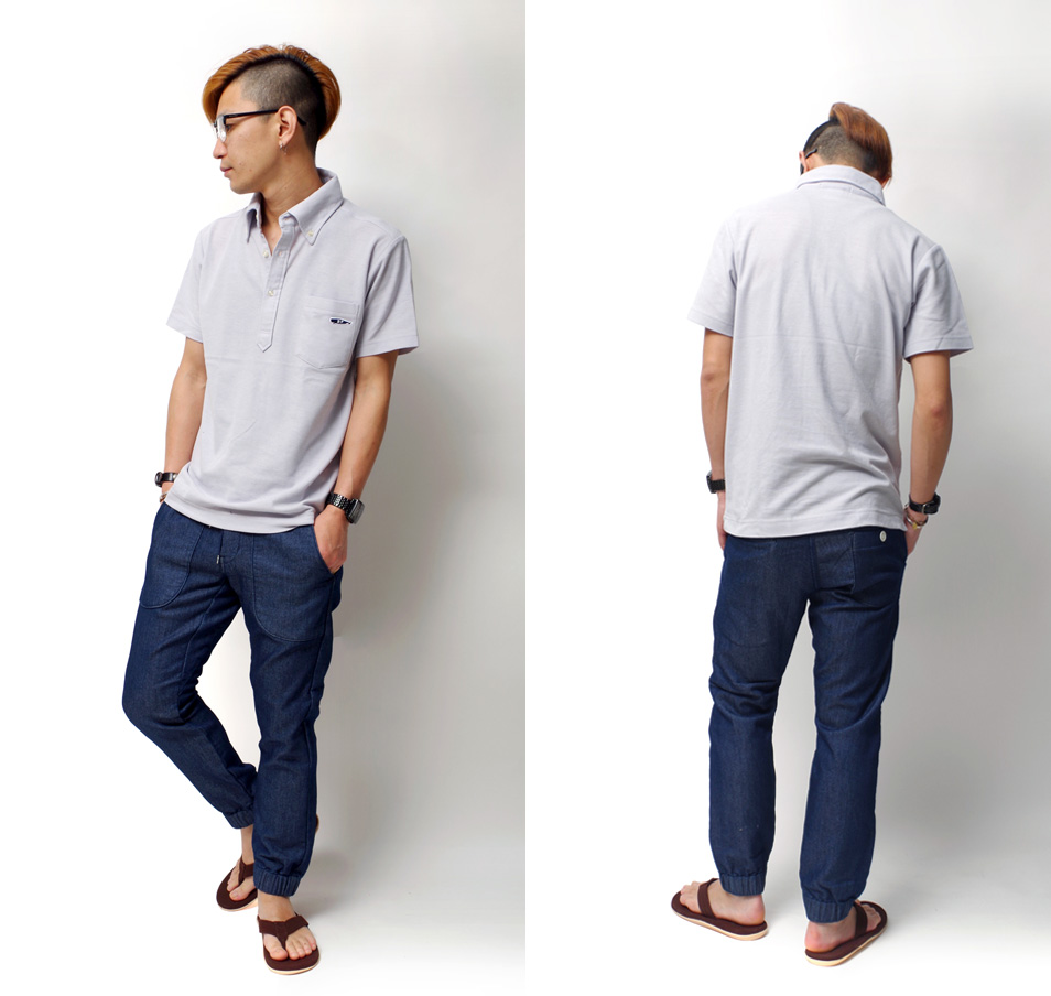 """【4/29 0:00-5/11 23:59 10%OFF!】【BLUE PORT】 STRETCH RELAX PANTS """"CORSICA"""""""