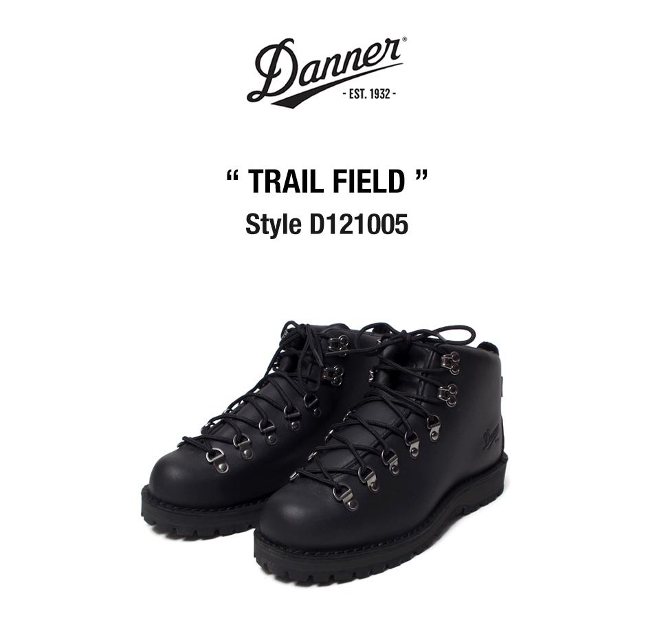 【3/4 15:00-3/11 1:59 10%OFF!】【DANNER】D121005 TRAIL FIELD