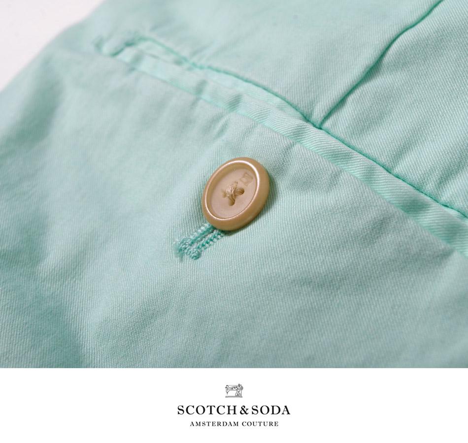 "【SCOTCH&SODA】""MOTT"" TAPERED COLOR PANTS"