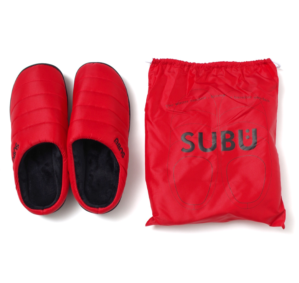 【3/4 15:00-3/11 1:59 10%OFF!】【SUBU】WINTER SANDAL