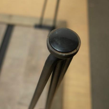 【再入荷】KOZAIダイニングテーブル ヘリンボーン柄