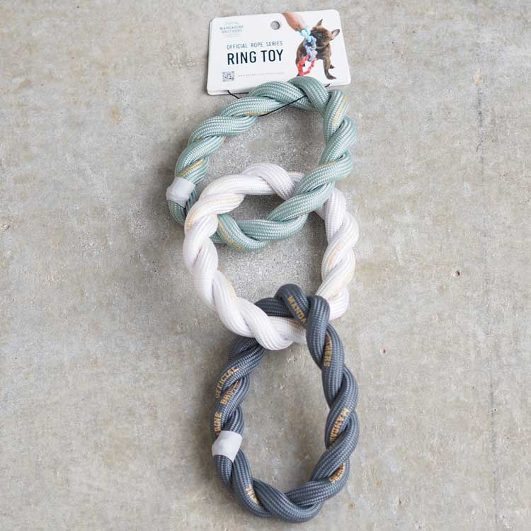 OFFICIAL ROPE RING