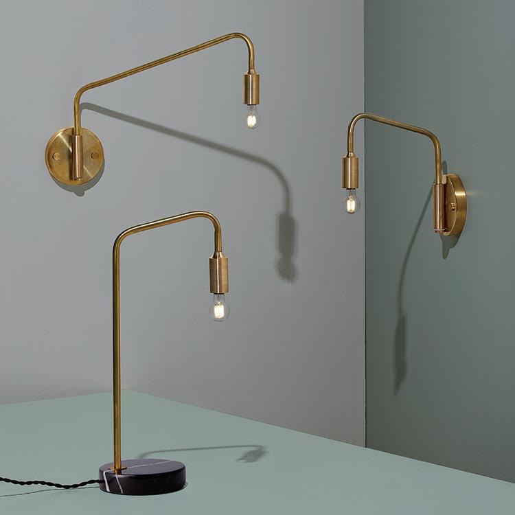 【LED再入荷】BARCERONA DESK LAMP