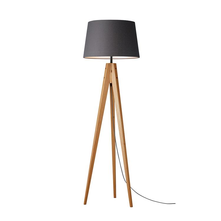 【ホワイト9月下旬入荷予定】Espresso-floor lamp