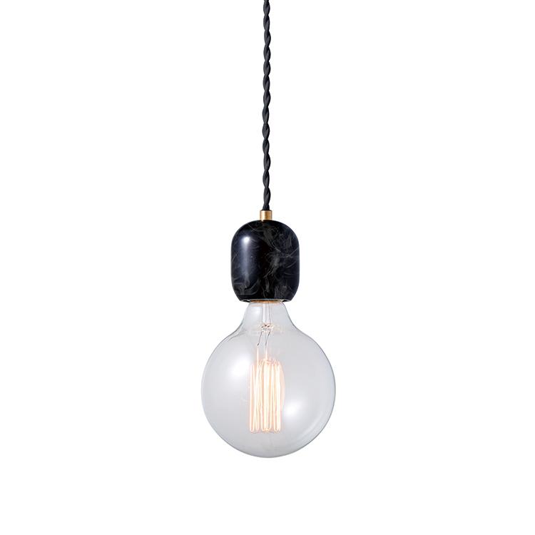 MARBLE PENDANT LAMP