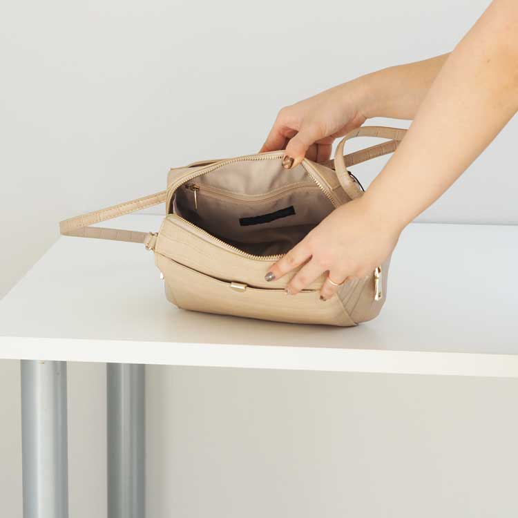 【SMIRNASLI】Round Bag / ラウンドバック