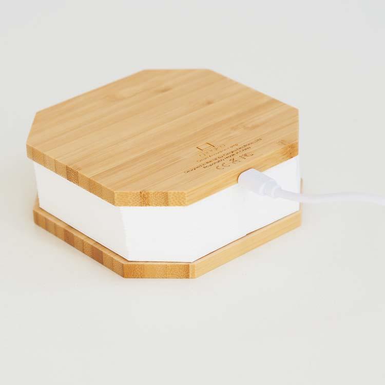 [Gingko]アコーディオンランプ バンブー
