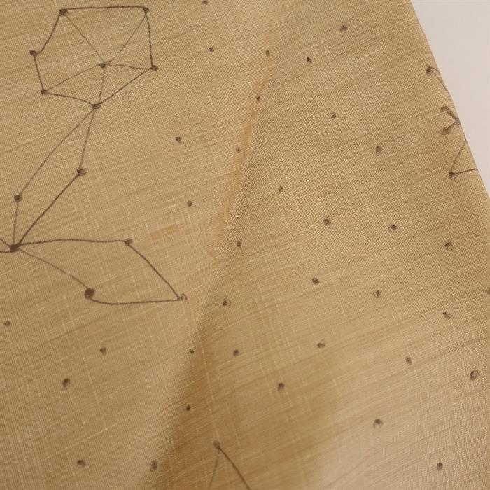 ミナペルホネン mina perhonen planetarium プリントフレアスカート F(sk33-2104-455)【70E12】