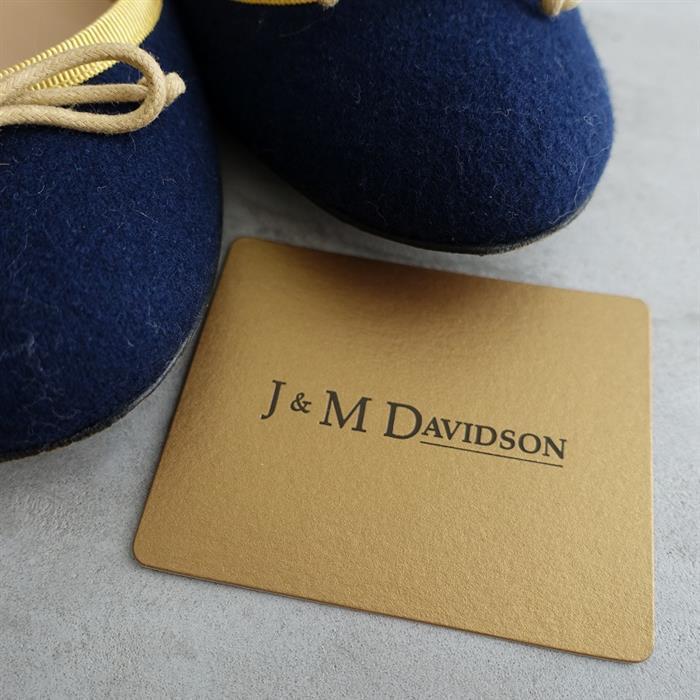 ジェイアンドエムデヴィッドソン J&M DAVIDSON バレエシューズ 35/22.5 35(sh88-2010-83)【61K02】