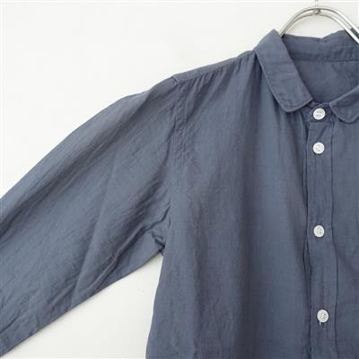 【染】 ゴーシュ コットンシャツ 2(34-2012-50)【21A12】