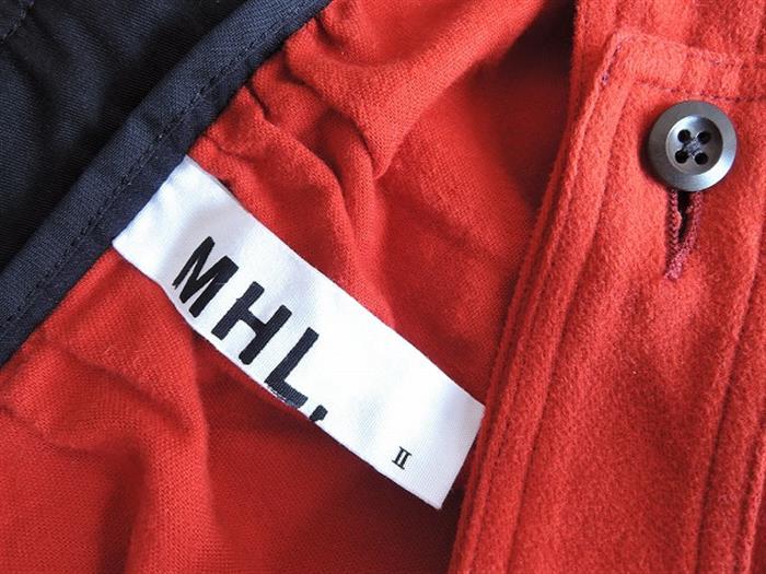 マーガレットハウエル MHL. ラップスカート 2(sk10-1803-135)【50D81】【均一商品】