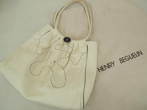 HENRY BEGUELIN エンリーベグリン オミノショルダーバッグ (ba80-1411-73)【均一商品】