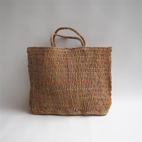 【新品】 ソフィーディガール Sophie Digard FICELLE RAPHIA BAG フィセルラフィアバッグ(ba91-1904-24)