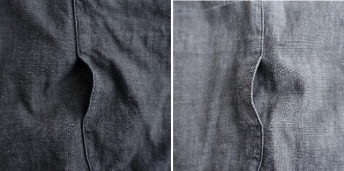 ダニエラグレジス DANIELA GREGIS くるみカフリンクスリボンテープ付きジャケット -(jk2-2106-201)【03F12】