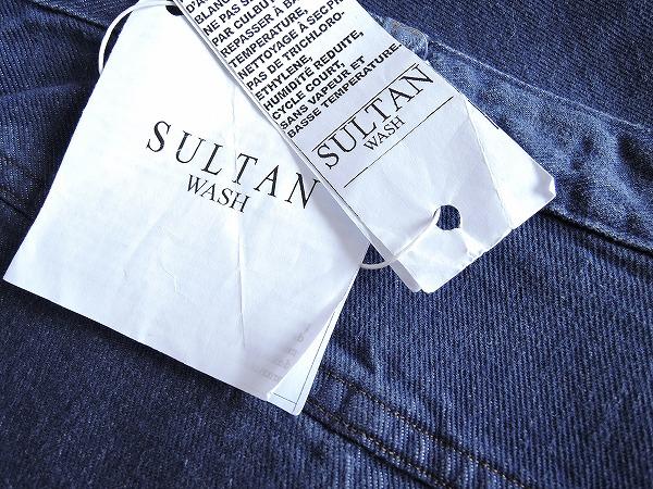 スルタン SULTAN ストレートデニムパンツ size46 (2-1704-32) 【均一商品】