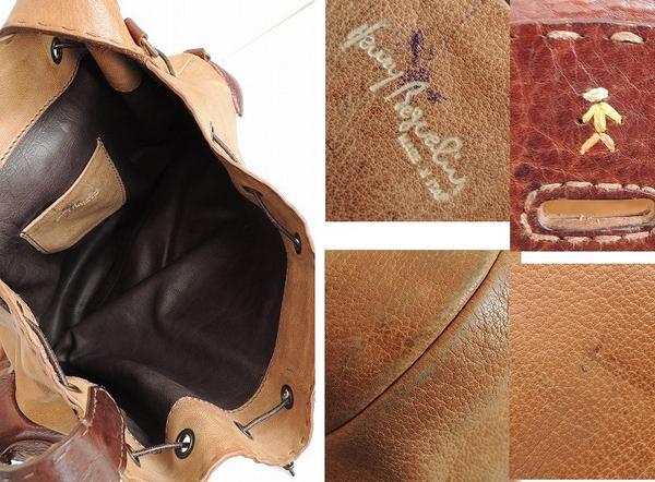 エンリーベグリンHENRY BEGUELINオミノ刺繍ショルダーバッグ (031212-06)【均一商品】