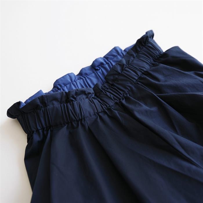 【新品】 ギャレゴデスポート GALLEGO DESPORTES elastic belt breeches コットンワイドパンツ S(91-2002-13)