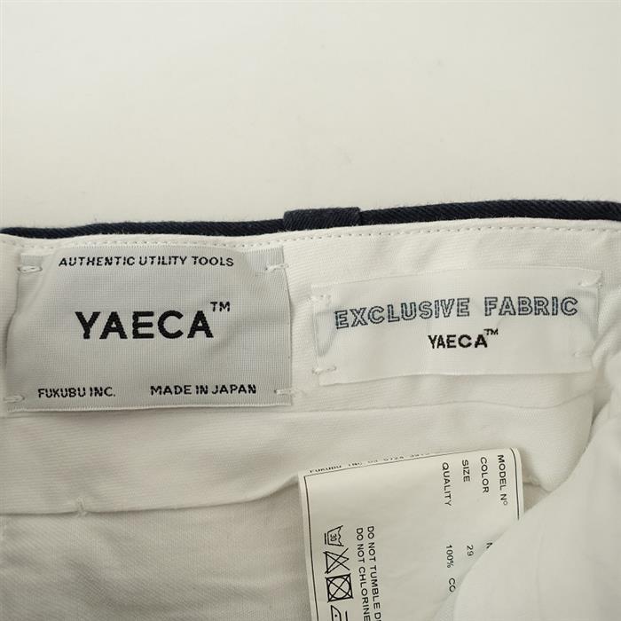ヤエカ YAECA 176201 チノワイドテーパード 29(25-2010-312)【01K02】